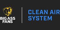 Big Ass Fans Clean Air System
