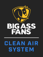 Big Ass Fans Clean Air System